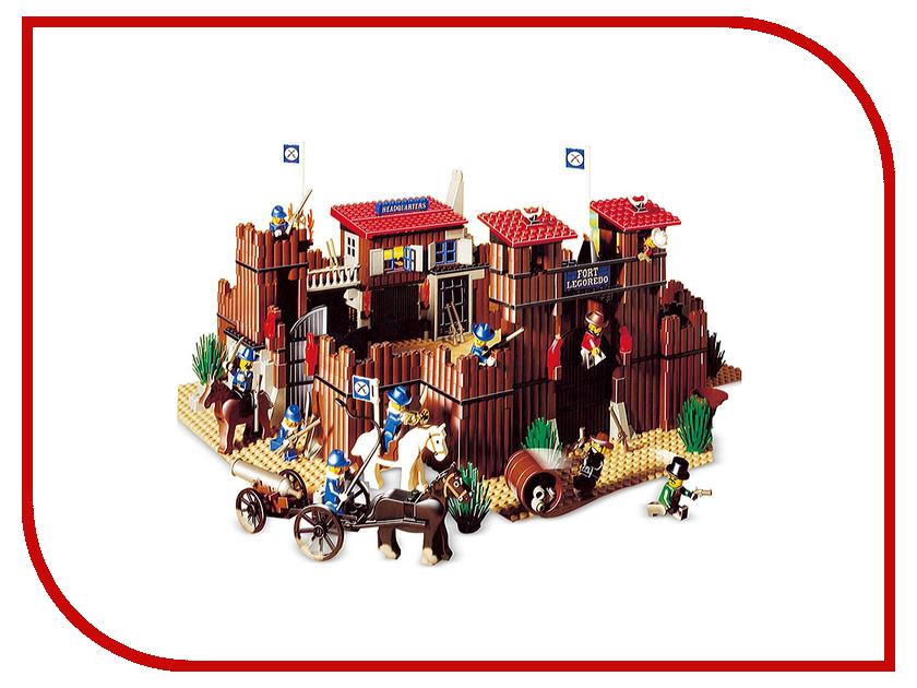 Конструктор Lepin Форт 742 дет. 33001 конструктор lepin fairytale сказочный замок спящей красавицы 360 дет 25012