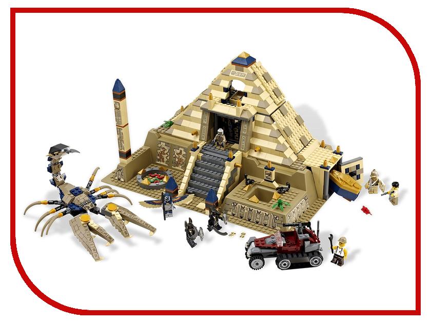 Конструктор Lepin Пирамида Фараона 822 дет. 31001 костюм фараона