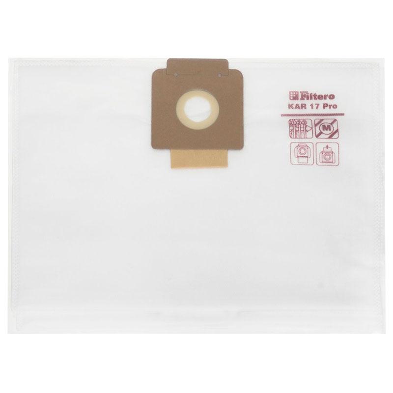 Мешки пылесборные Bort Filtero KAR 17 Pro 5шт