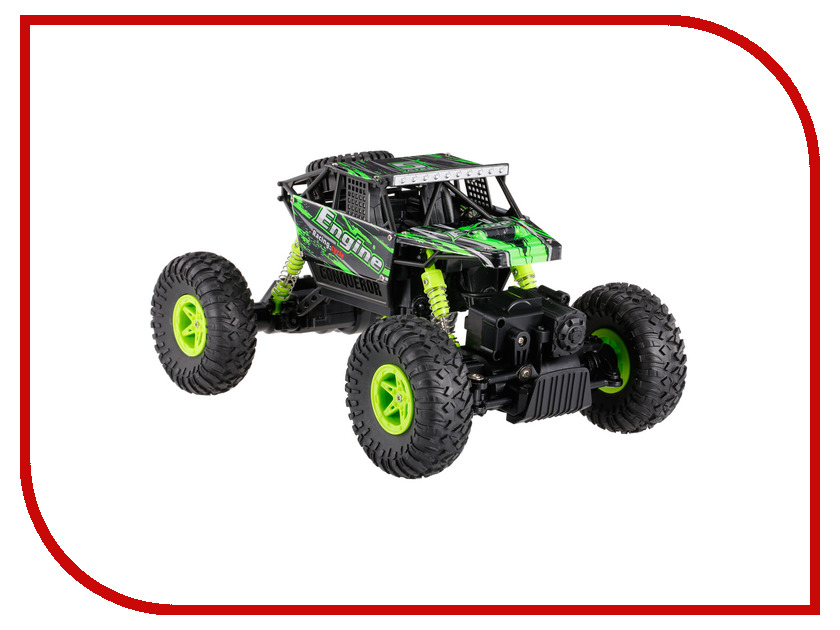 Игрушка WLToys Climbing Green 18428-B wltoys a949 a959 a969 a979 a959 b a979 b metal upgrade differential box case 1 18 rc car part