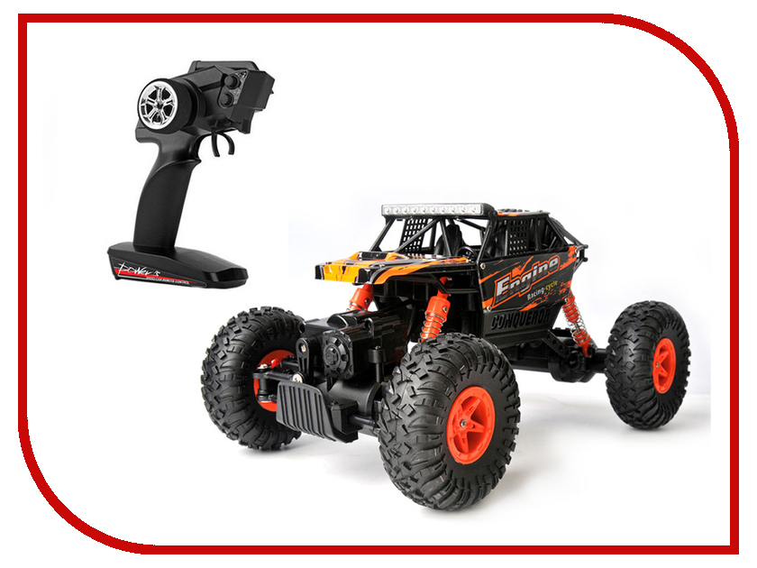 Игрушка WLToys Climbing Orange 18428-B wltoys a959 b 13 540 motor 1 18 a959 b a969 b a979 b rc car part