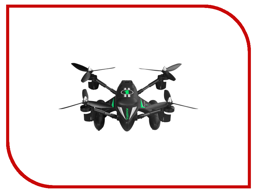 Квадрокоптер WLToys Q353 Black-Green квадрокоптер 54 нс