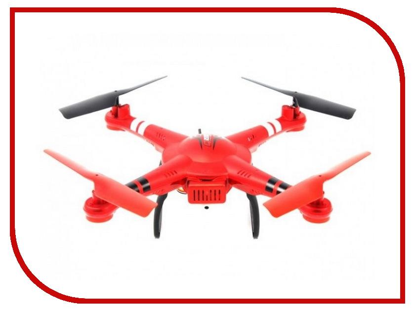 Квадрокоптер WLToys Q222 Red игрушка wltoys f4