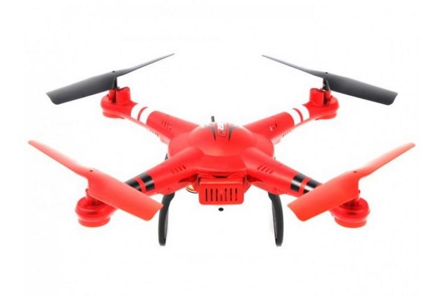 Квадрокоптер WLToys Q222 Red
