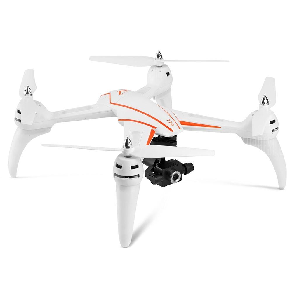 Квадрокоптер WLToys Q696-E White