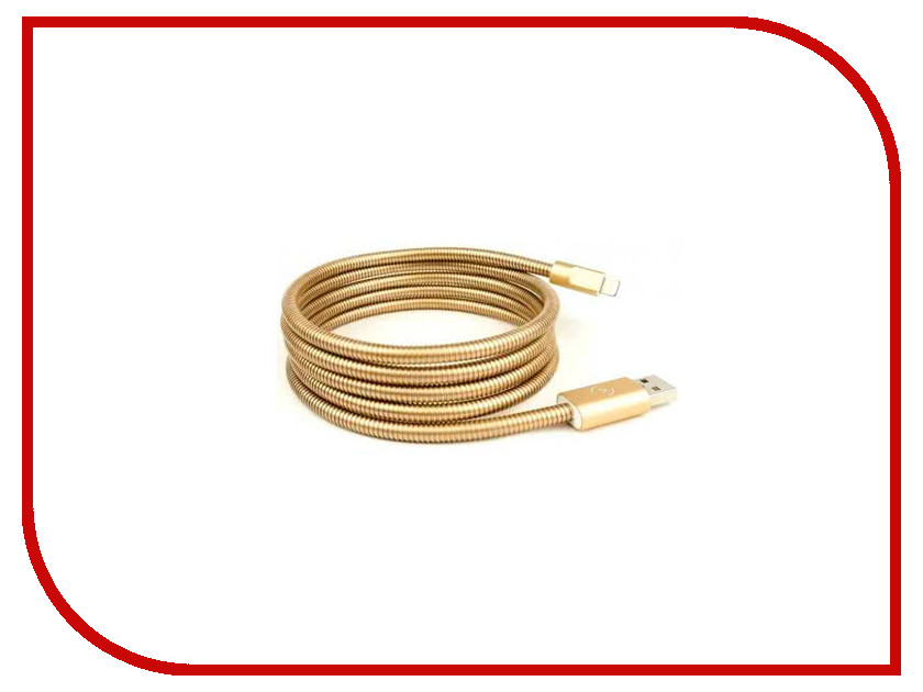 Аксессуар FuseChicken USB - Lightning Titan 1.5m Gold IDSG15 аксессуар pineng pn 305 usb lightning gold