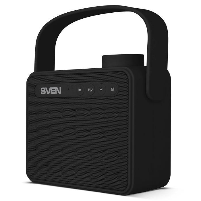 Колонка Sven PS-72 Black SV-016050