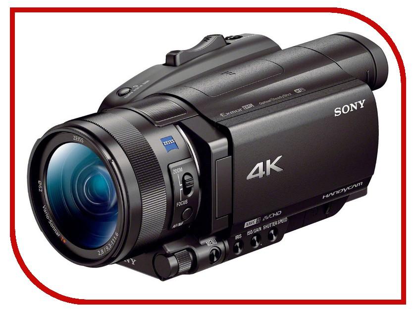 Видеокамера Sony FDR-AX700 видеокамера sony fdr ax33 черный flash [fdrax33b cel]