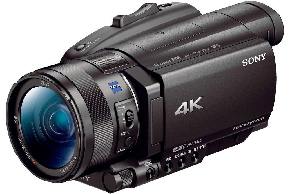 Видеокамера Sony FDR-AX700 цена и фото
