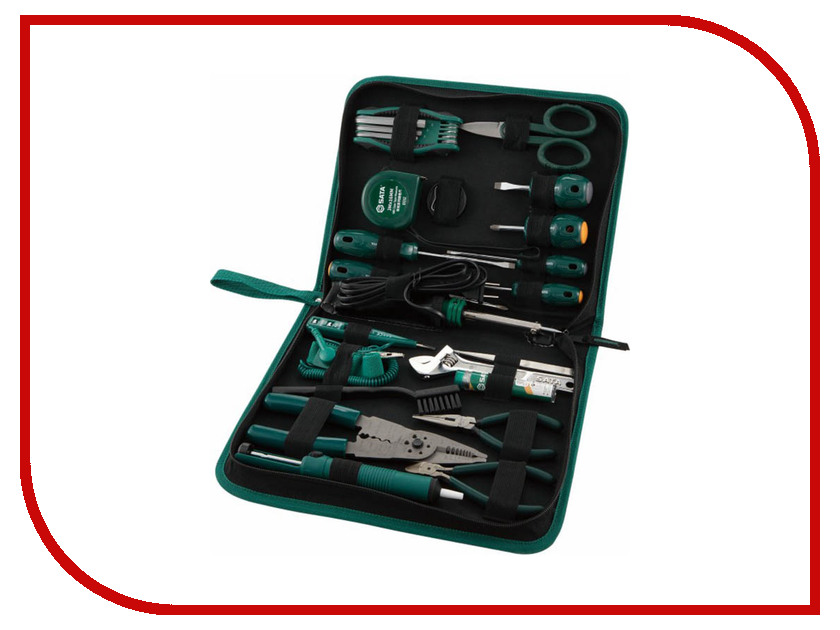 Набор инструмента SATA 03760 набор инструмента selta 6924