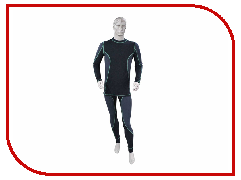 Термобелье WoodLand Tex Thermo Plus Sport XXL Grey fine tex