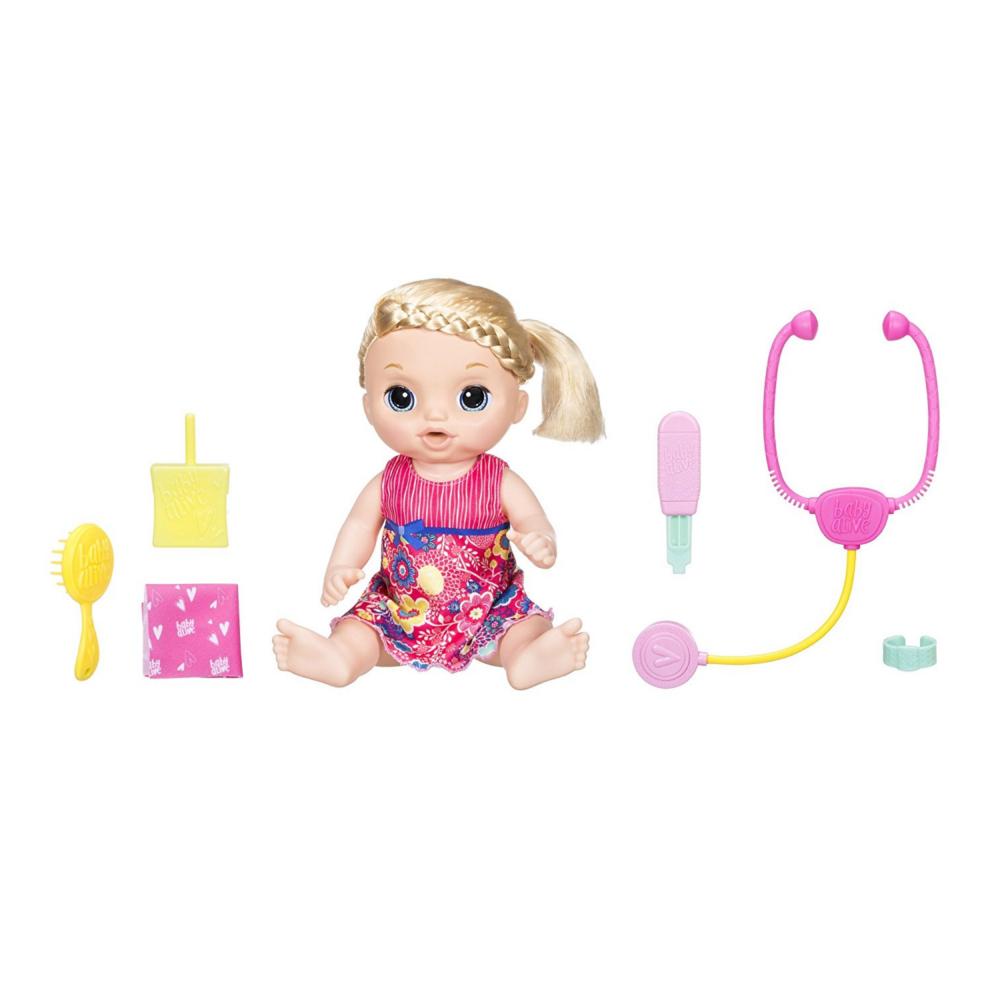 Игрушка Hasbro Малышка у врача C0957