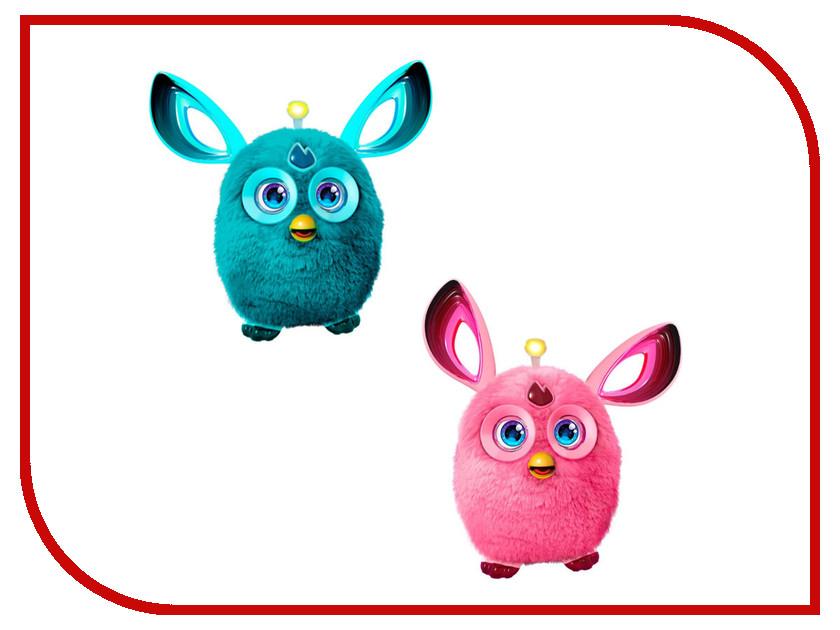 Игрушка Hasbro Furby Коннект Яркие цвета Turquoise-Pink B6083 hasbro hasbro интерактивная игрушка furby ферби коннект темные цвета голубой