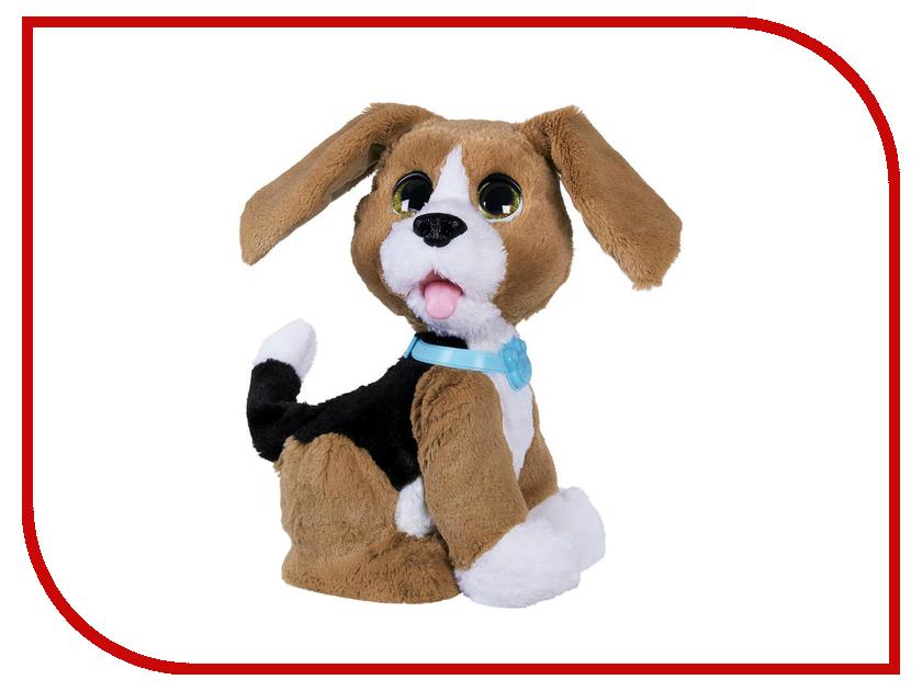Игрушка Hasbro FurReal Friends Говорящий щенок B9070 говорящий букваренок интерактивный плакат купить