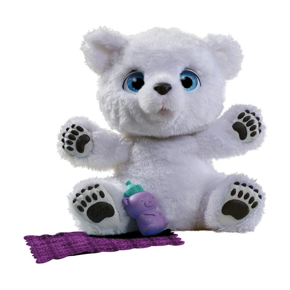Игрушка Hasbro Furreal Friends Полярный медвежонок B9073