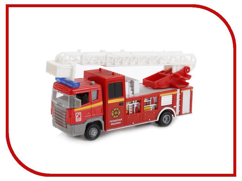 Машина Play Smart Пожарная машина B503-H09016 play smart машина автопарк пожарная служба 9557 а