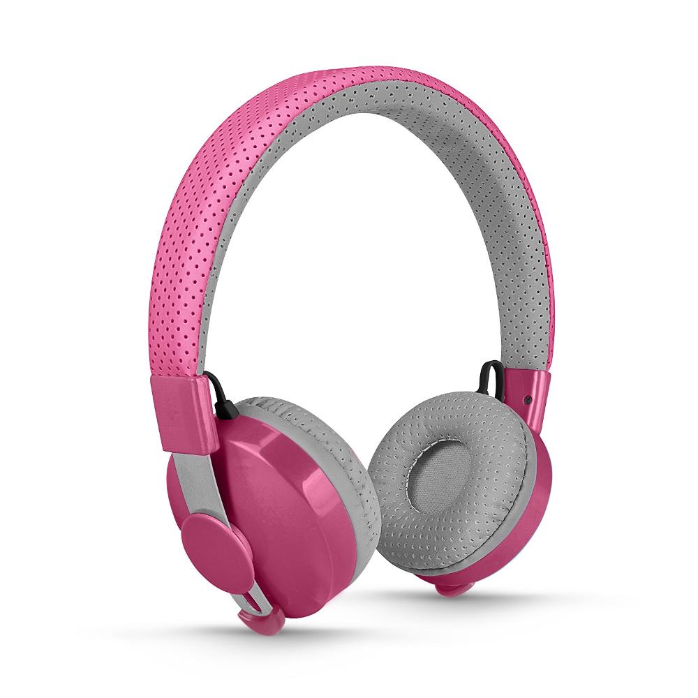 LilGadgets Untangled Pro Pink Bluetooth yookie k320 bluetooth pink