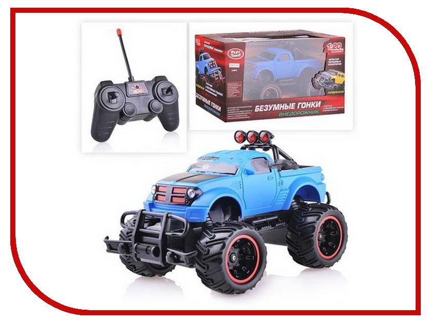 Игрушка Play Smart Джип K928-H08612 play smart металлич инерц машина джип автопарк play smart м1 50 box 12x5 7x6 8 см арт 6403a а74787