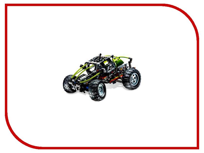 Конструктор Lego Technic Baggy 8284 конструктор lego technic бульдозер 42071