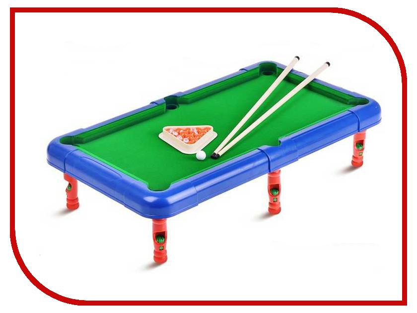Настольная игра Play Smart Бильярд Q409-H30022 настольная игра 1toy бильярд т52443
