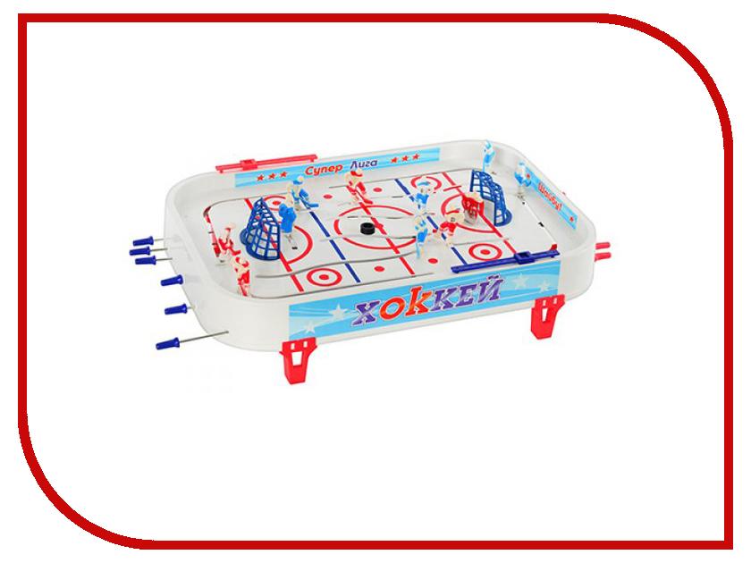 Настольная игра Play Smart Хоккей A553-H30014 автомат play smart снайпер р41399