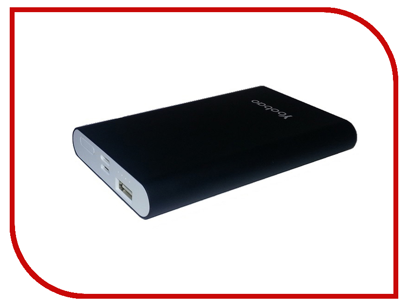 Аккумулятор Yoobao Power Bank PL10 Air 10000mAh Black