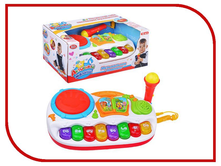 Игрушка Play Smart Пианино A539-H29015 play smart play smart железная дорога мой первый поезд 11 элементов