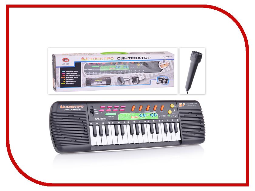 Детский музыкальный инструмент Play Smart Синтезатор S475-H29190 музыкальный инструмент детский doremi синтезатор 54 клавиши 78 см
