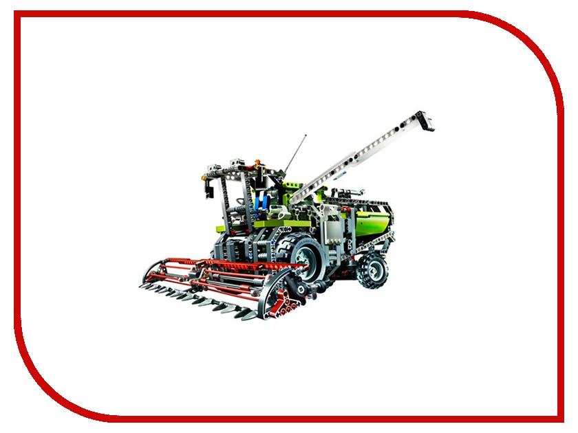 Конструктор Lego Technic Combine Harvester 8274 конструктор lego technic дорожная техника 42060