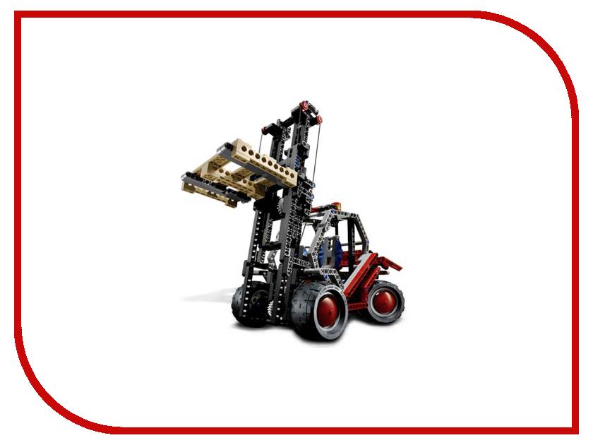 Конструктор Lego Technic Forklift 8416 8293 конструктор lego technic мотор power functions 10 элементов 8293