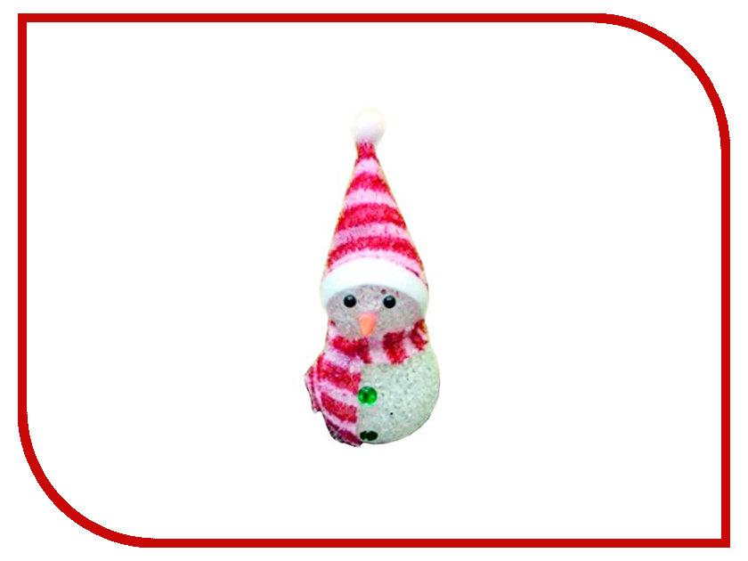 Новогодний сувенир IRIT Снеговик ING-108 кофеварка irit irh 453