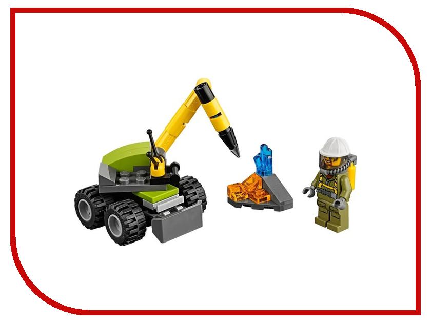 Конструктор Lego Drilling Machine 30350