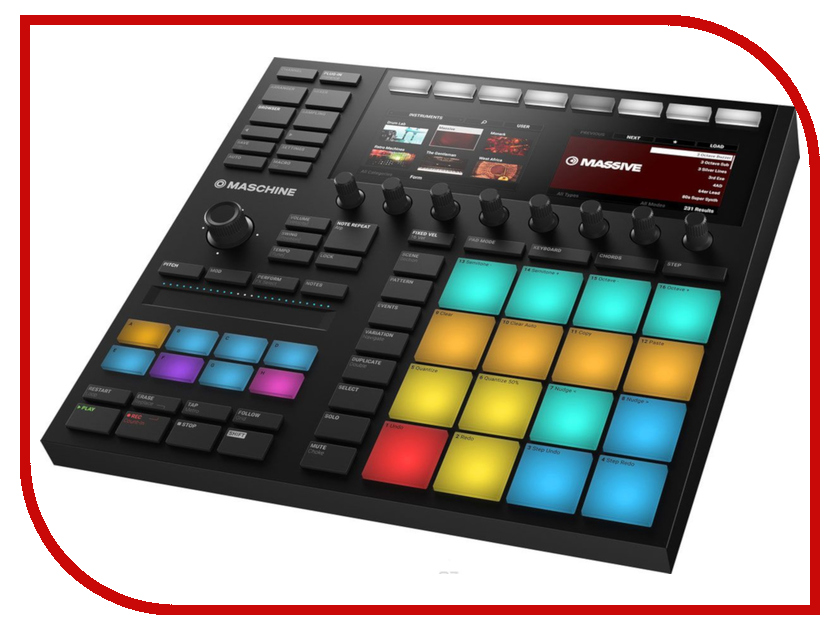 MIDI-контроллер Native Instruments Maschine MkIII