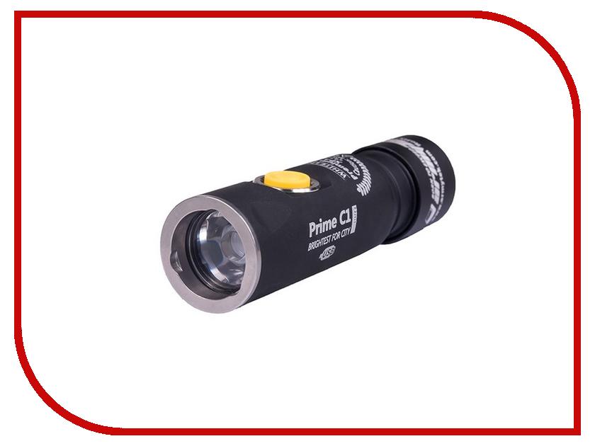 Фонарь Armytek Prime C1 Magnet USB + 18350 XP-L Теплый фонарь armytek prime a1 pro xp l silver