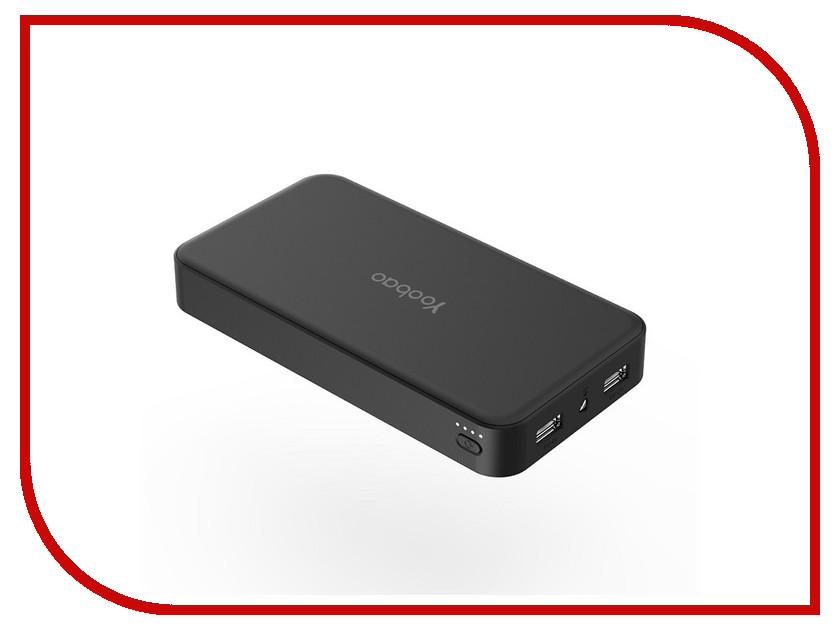 Аккумулятор Yoobao Master M20 20000mAh Black аккумулятор yoobao yb 6012 5200mah gold