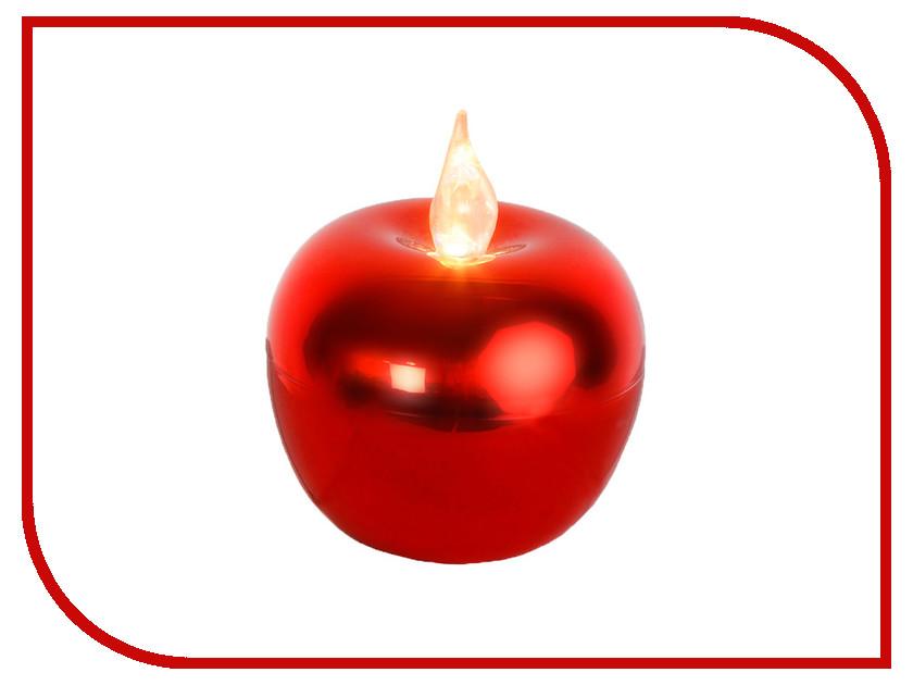 Светодиодная свеча Star Trading LED Яблоко Red 068-19