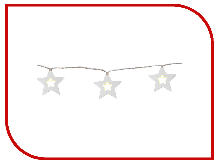 Гирлянда Star Trading Wooden Stars 1.85m 728-41 гирлянда star trading party 20 led 10 7m multi colored 476 22