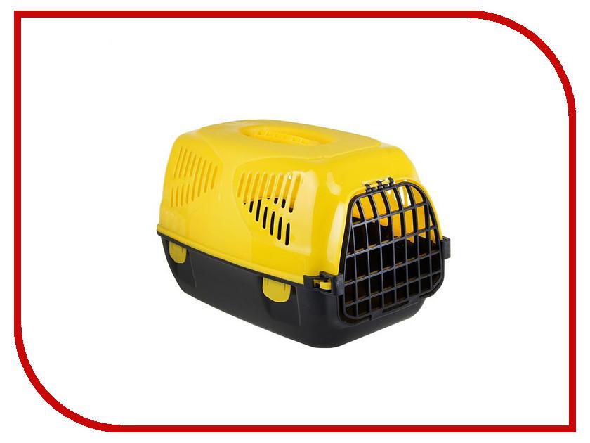 купить Переноска СИМА-ЛЕНД Сириус 33.5x31x50cm Yellow 1222365 недорого