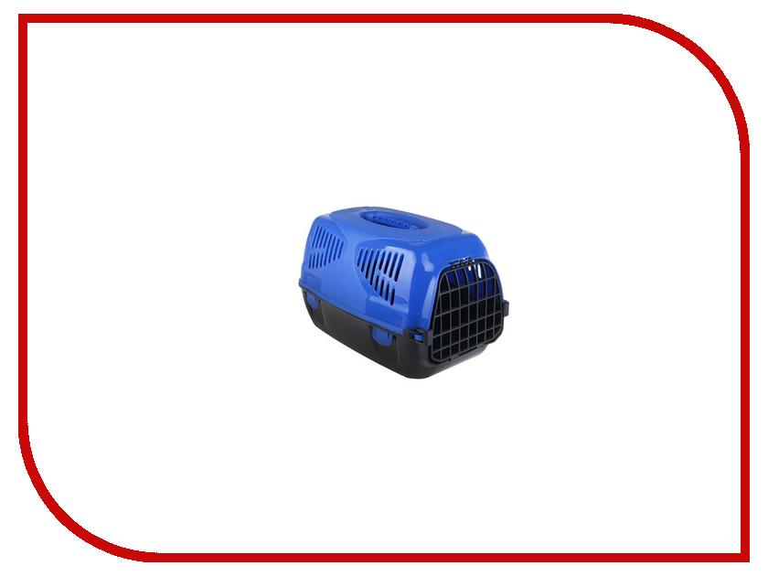 купить Переноска СИМА-ЛЕНД Сириус 33.5x31x50cm Blue 1222364 недорого