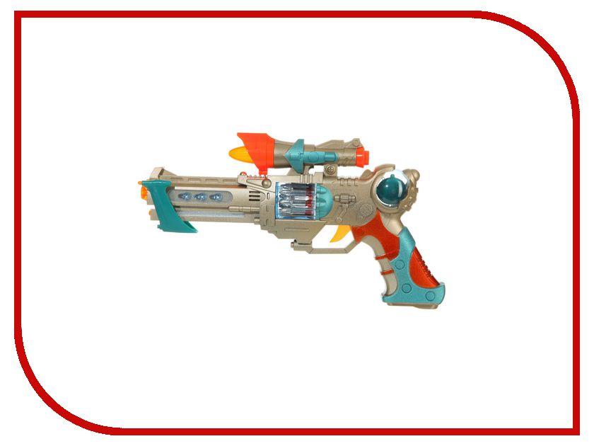 Бластер Play Smart Пистолет D544-H41039 play smart металлич инерц машина автопарк play smart м1 50 box 12x5 7x6 8 см арт 6402b а74784