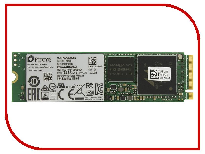 Жесткий диск 256Gb - Plextor PX-256M8PeGN plextor px 128s2c