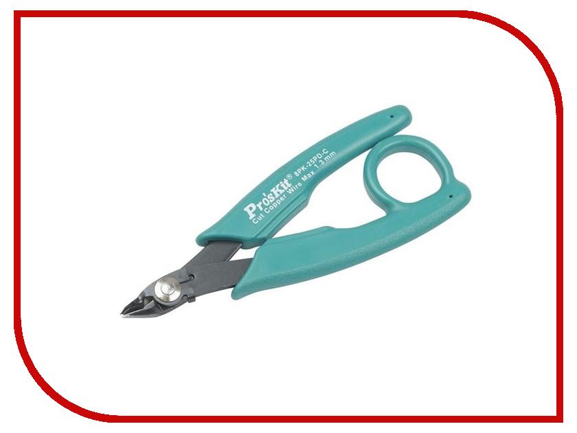 Инструмент Кусачки прецизионные ProsKit 8PK-25PD-C 376820