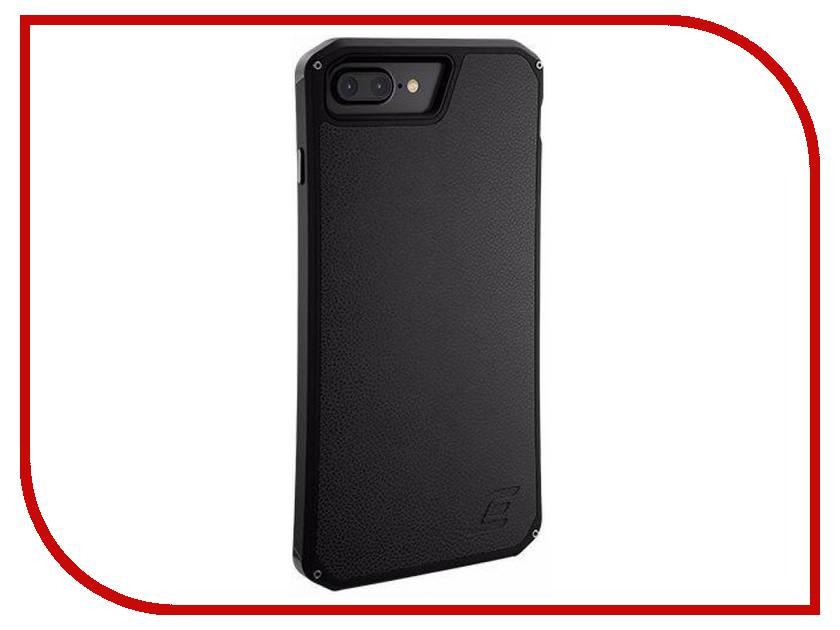 Аксессуар Чехол Element Case Solace LX для APPLE iPhone 8 Plus / 7 Plus Black EMT-322-136EZ-01 skinbox lux чехол apple iphone 7 8 black