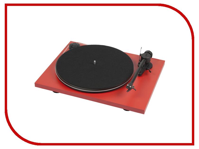 Проигрыватель виниловых дисков Pro-Ject Essential II Phono USB Matt Red ручной металлодетектор garrett pro pointer ii