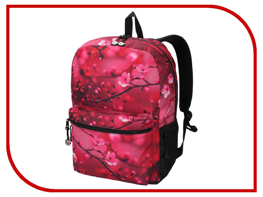 Рюкзак Mojo Cherry Blossom Pink/Black KZ9983496 / 225900
