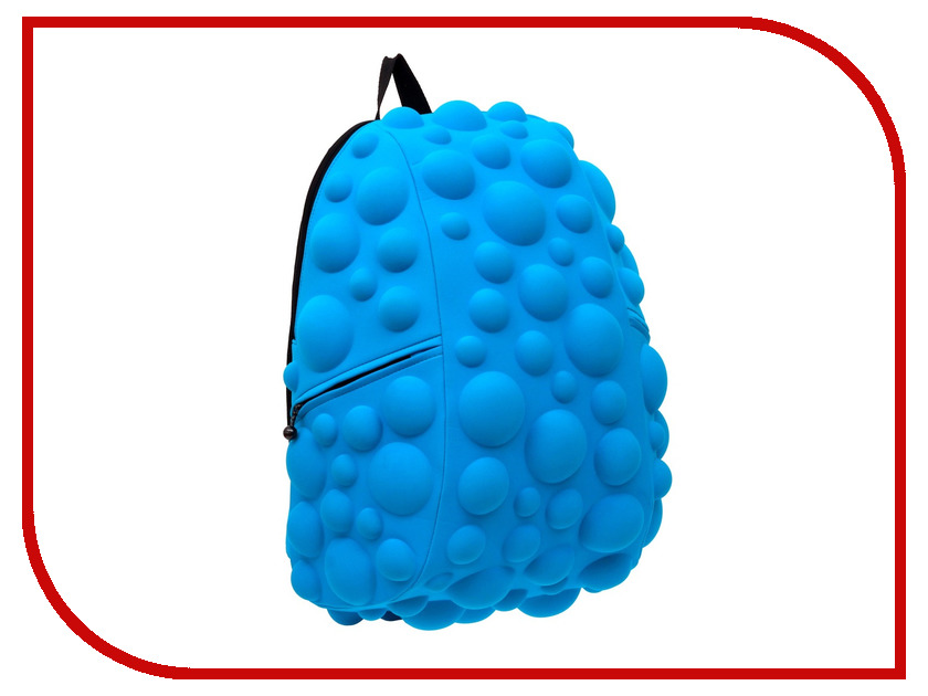 Рюкзак MadPax Bubble Full Light Blue KAA24484818 / 225885 рюкзак bubble half цвет gumball
