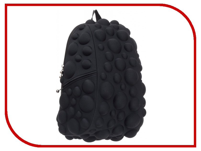 Рюкзак MadPax Bubble Full Black KAB24485050 / 225884 рюкзак bubble half цвет gumball