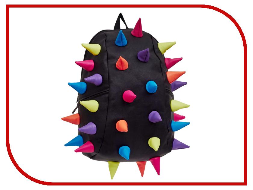 Рюкзак MadPax Rex 2 Half Black/Multicolored KAB24485085 / 225875 рюкзак городской madpax rex full heavy metal spike цвет синий 27 л