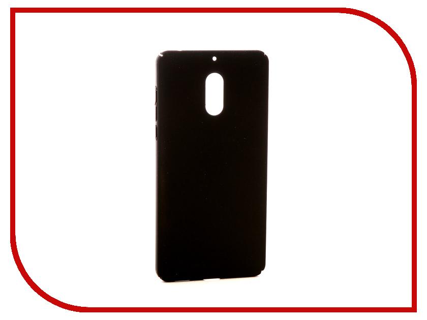 Аксессуар Чехол Nokia 6 Neypo Soft Touch Black ST02114 аксессуар чехол asus zenfone 4 max zc520kl neypo soft touch black st3325