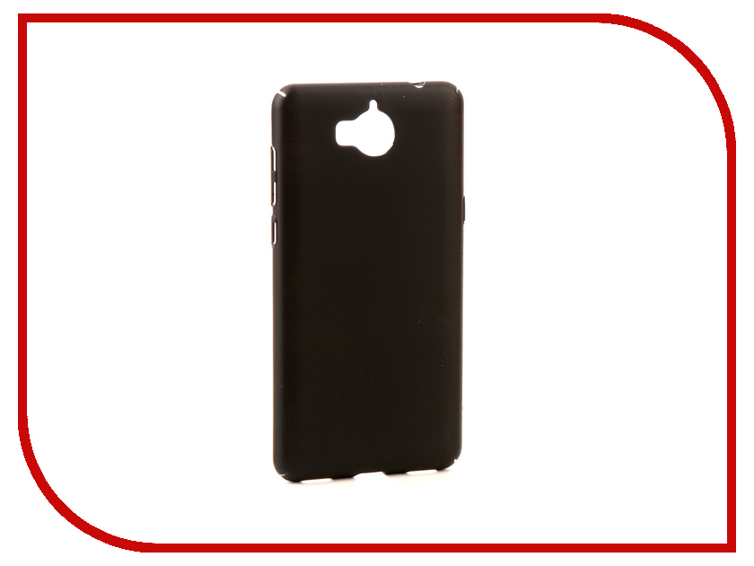 Аксессуар Чехол Huawei Y5 2017 Neypo Soft Touch Black ST3160 аксессуар чехол asus zenfone 4 max zc520kl neypo soft touch black st3325